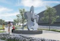 CLP sculpture