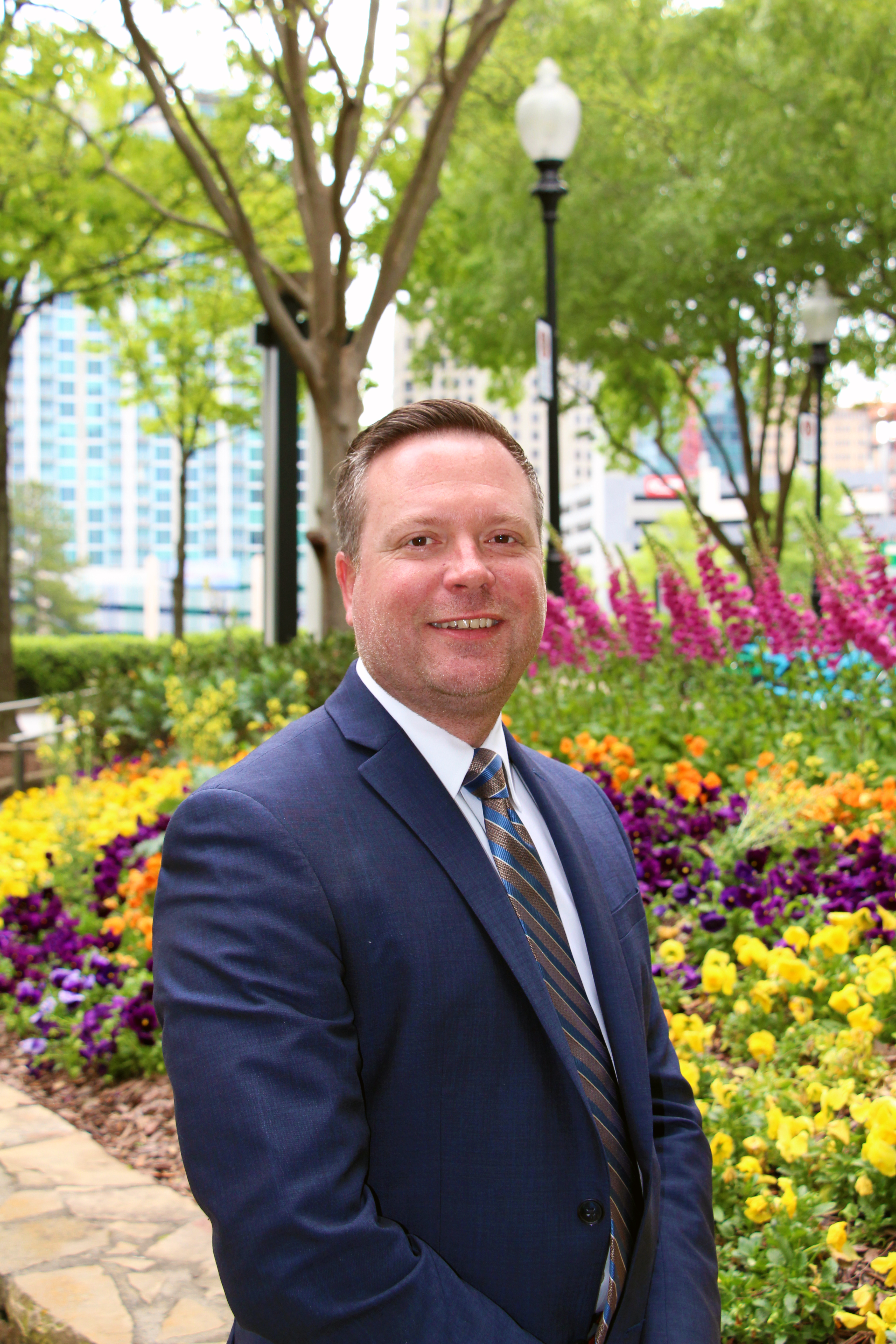Buckhead Community Improvement District Welcomes Back Former